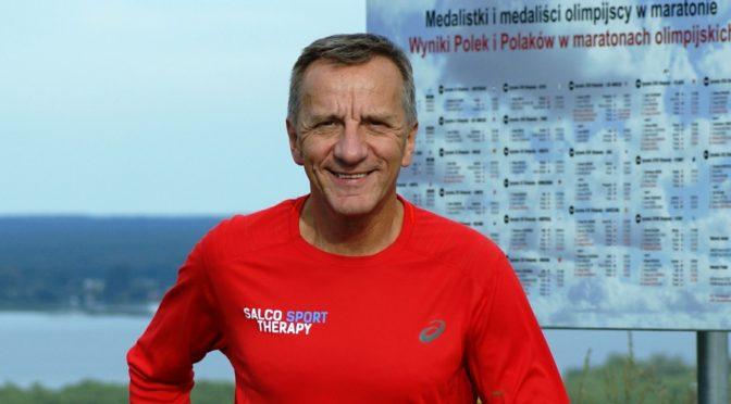 maraton – trudne lata 80 – dobre wyniki