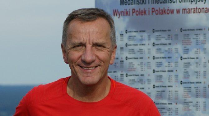 polski maraton – Dębno 1983-1984